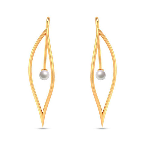 Fashion Pearl Neo Statement Earrings