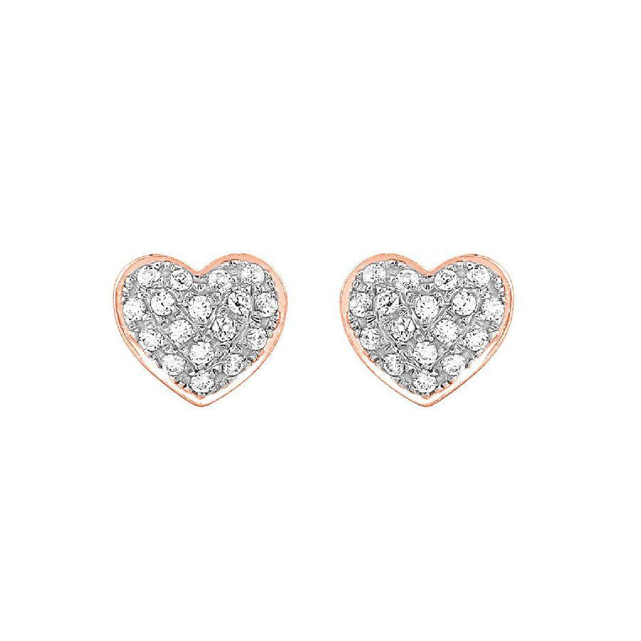 Neo Studs and Tops in Rose Gold