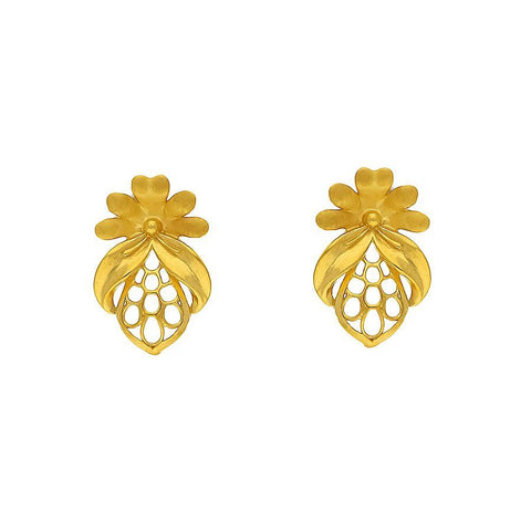 Image of Bougainaa Stud Earrings