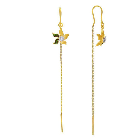 Image of The Aionar Clip-On Earrings