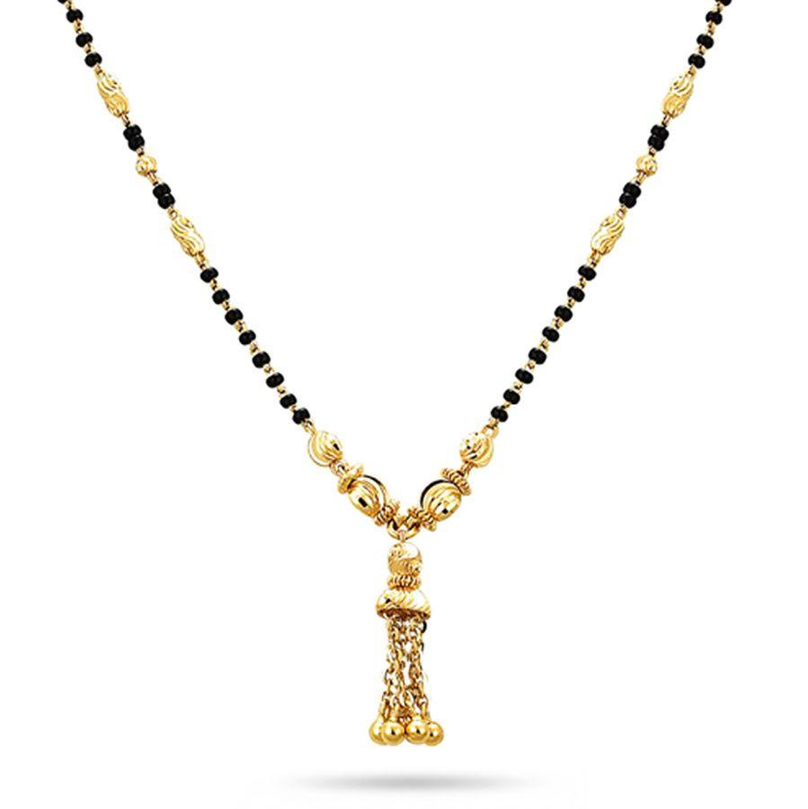 Fringe Mangalsutra (With Chain)
