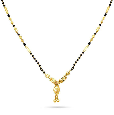 Ball Mangalsutra (With Chain)