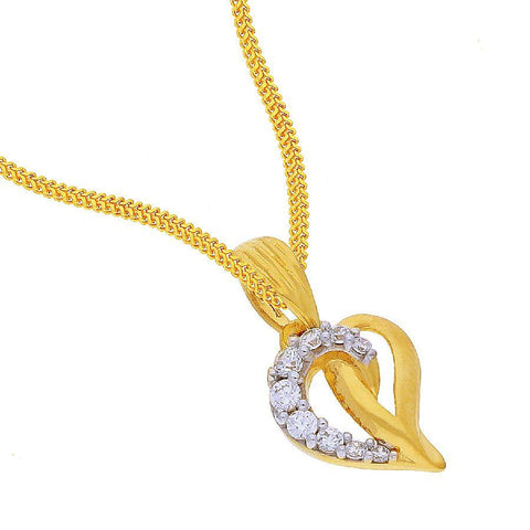 Image of Onsra Heart Pendant