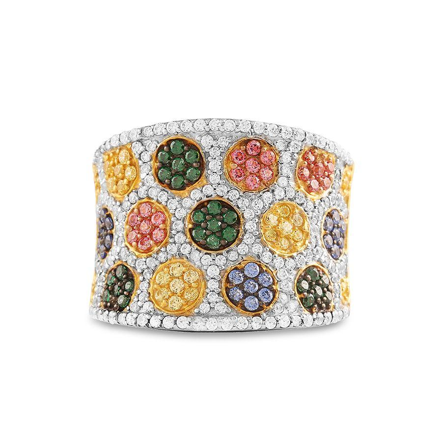 The Polychromatic Ring