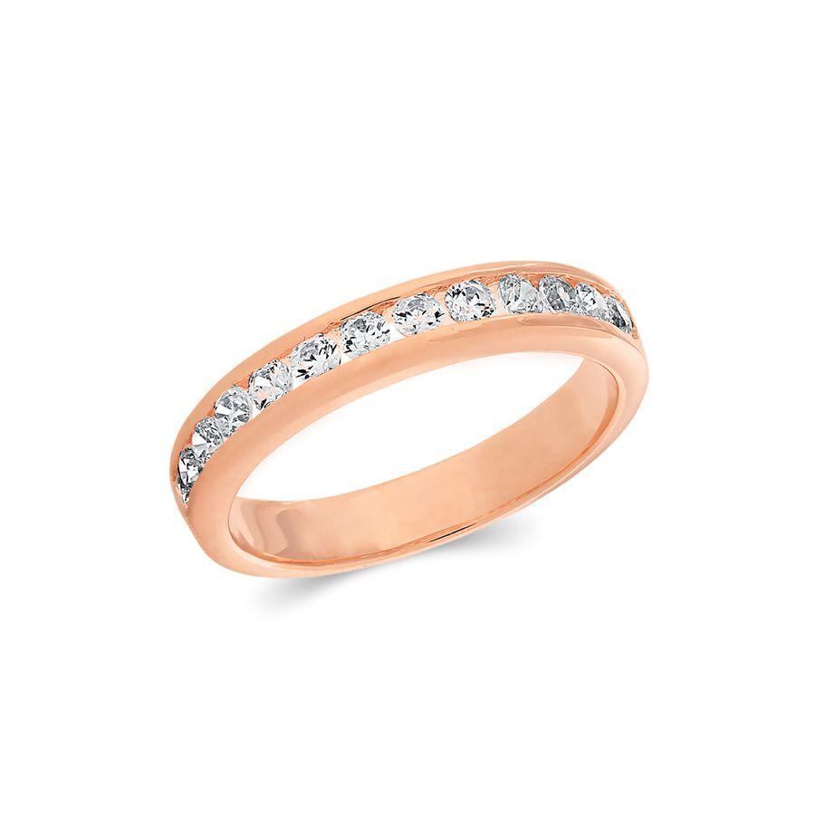 The Round-Cut Diamond Ring