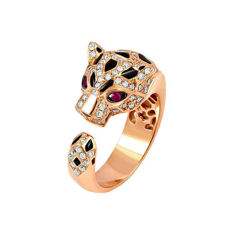 Image of The Golden Cat Ring