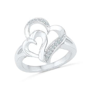Passion Heart Design Ring