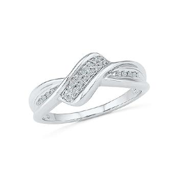 Image of Zest Diamond Everyday Ring