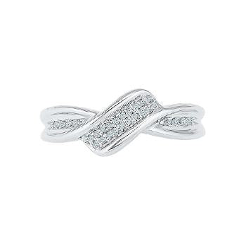 Zest Diamond Everyday Ring