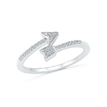Move on Everyday Diamond Ring