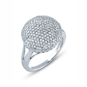 Sun Sparkle Diamond Ring