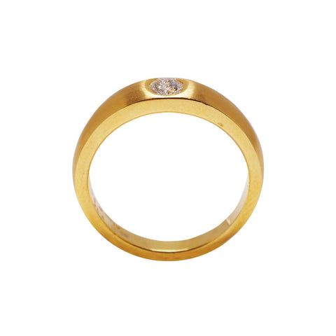 Image of Bold Diamond Men'S Ring