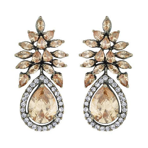Image of Champange  Earrings