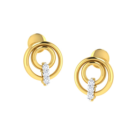 Image of DIAASHI Diamond Dionne Earrings