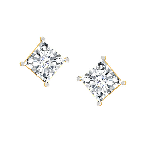 Image of DIAASHI Diamond Zavia Miracle Earrings