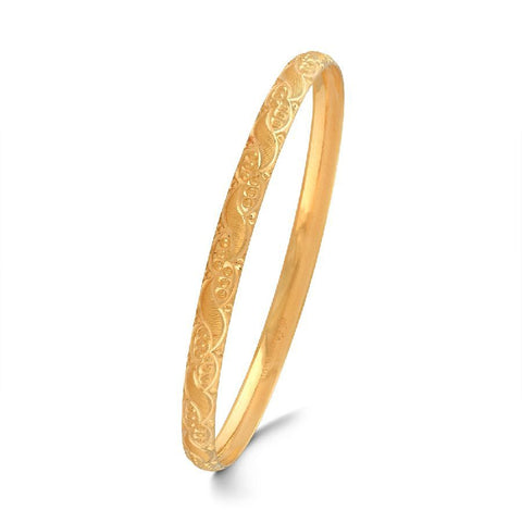 Image of Gold Kanas Bangle