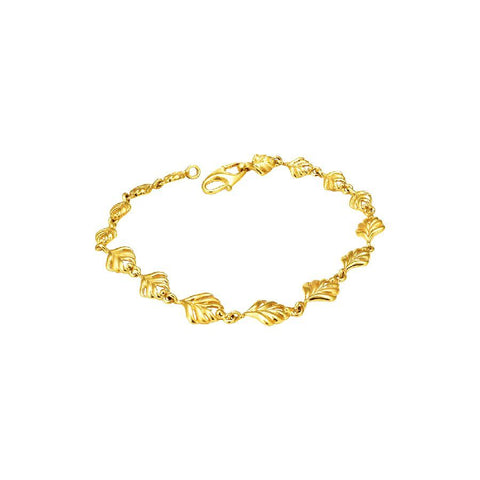 Image of Leaf Bracelet
