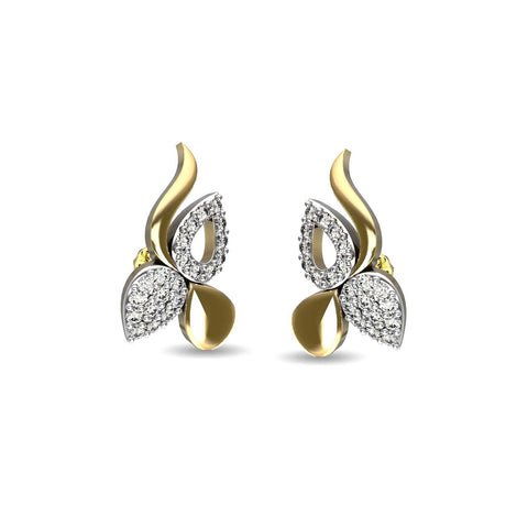 Image of Lekhasi Diamond Stud Earring
