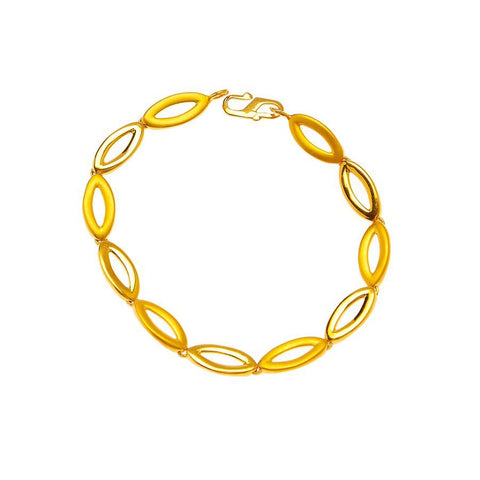 Image of Oval Design Bracelet
