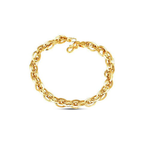 Image of Oval Links Bracelet