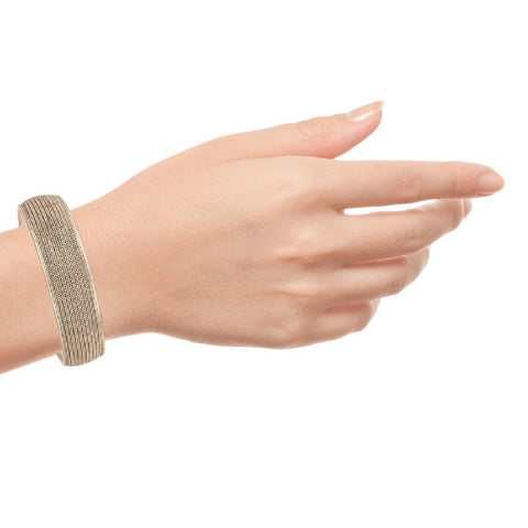 Image of Simple Handwoven Bracelet