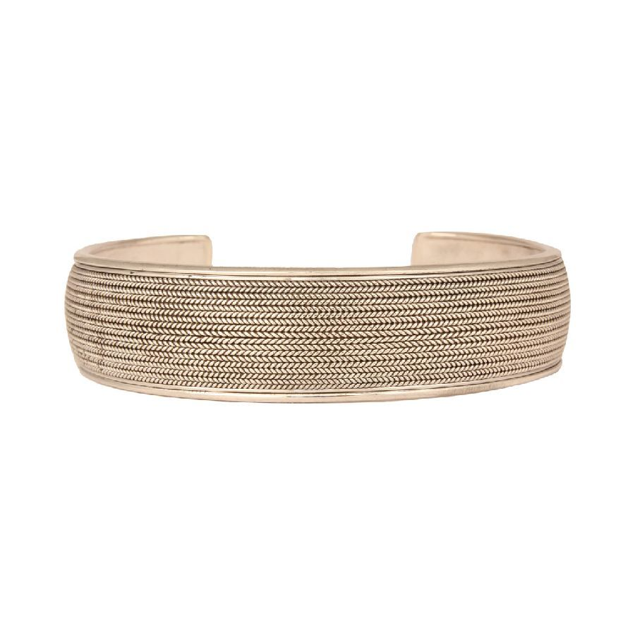 Simple Handwoven Bracelet