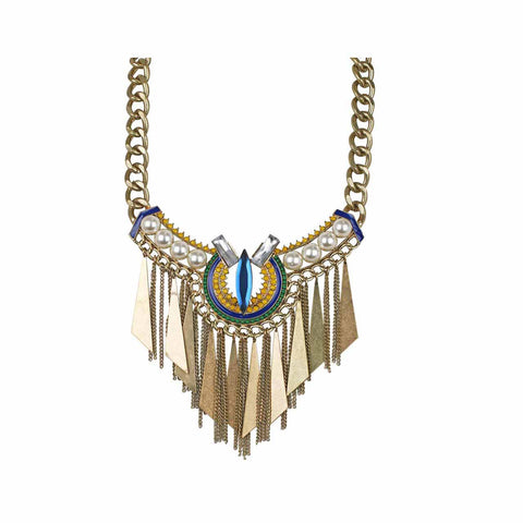 Image of Statement Fashion Necklace