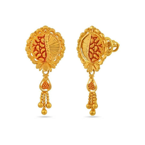 Image of Sun Drop Earrings