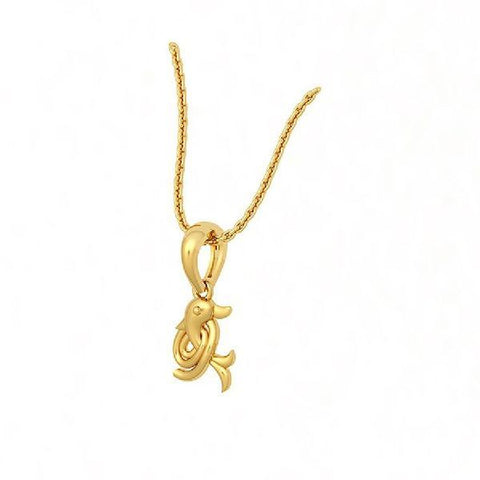 Image of The Rosie Dolphin Pendant