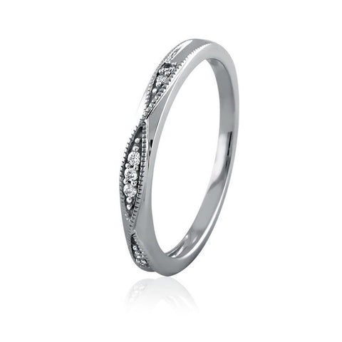 Image of Vintage Diamond Eternity Band