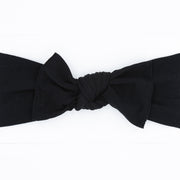 Black Pippa Bow