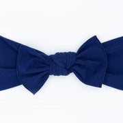 Navy Pippa Bow