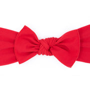 Red Pippa Bow