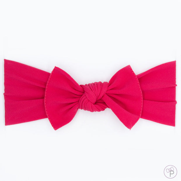 Watermelon Pippa Bow