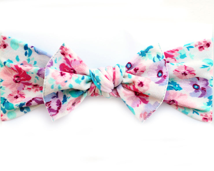 *NEW* Summer Floral Pippa Bow