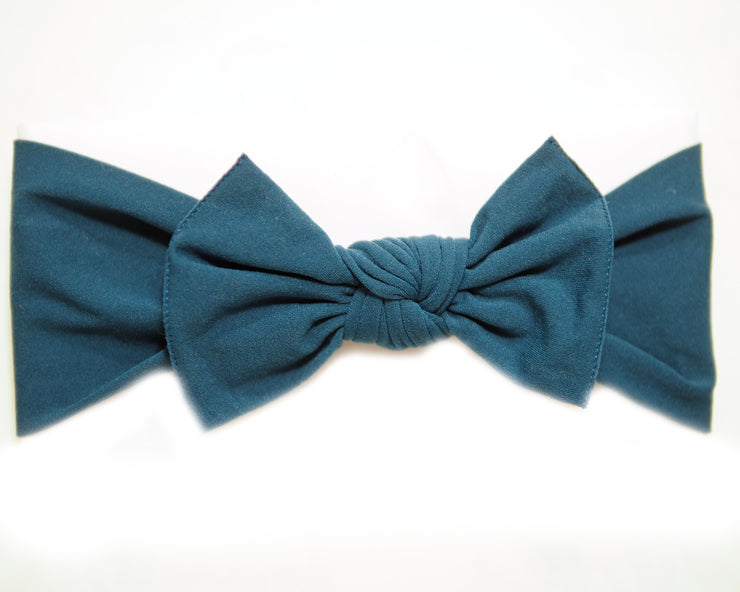 * NEW * Teal Pippa Bow