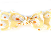 Yellow Daisy Pippa Bow