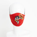 wonder woman- high quality fabric mask