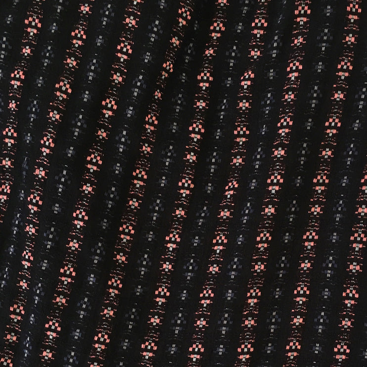 ace&jig textile swatch of onyx