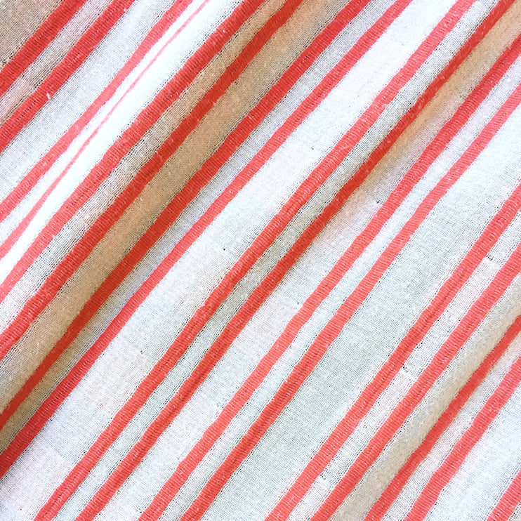ace&jig textile swatch of peppermint