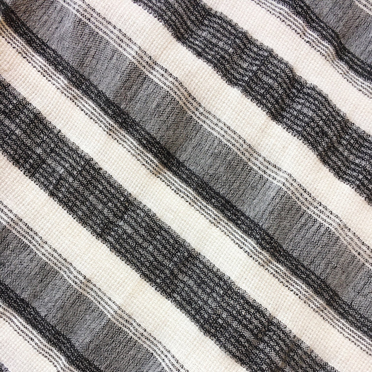 ace&jig textile swatch of provence stripe