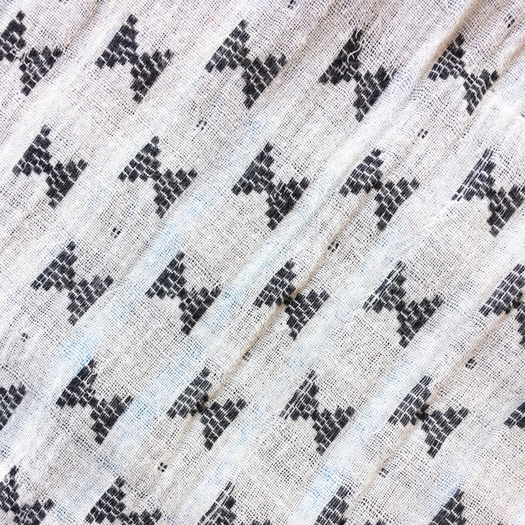 ace&jig textile swatch of spark