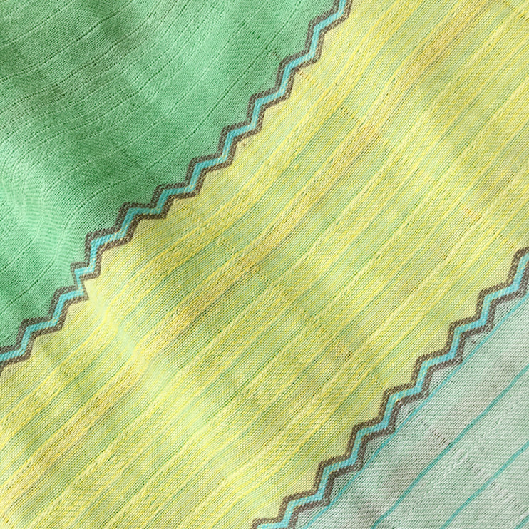 ace&jig textile swatch of spearmint