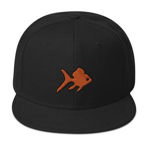 The Trading Fish Snapback Hat