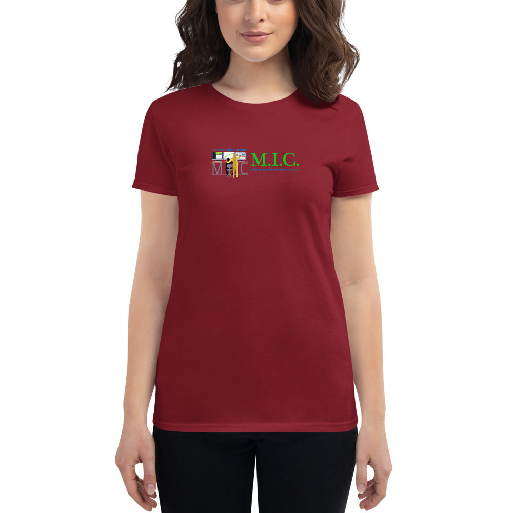 MIC Mentor Women's Short Sleeve T-Shirt