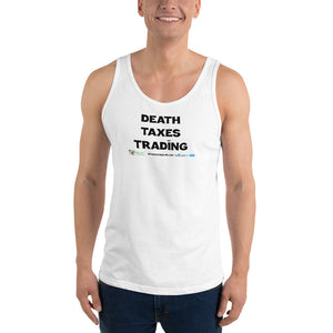 Death Taxes Trading Men's Tank Top