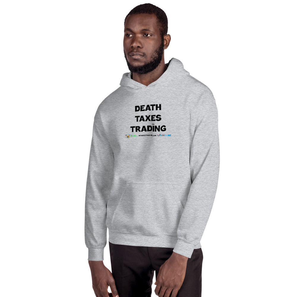 Death Taxes Trading Men's Hoodie