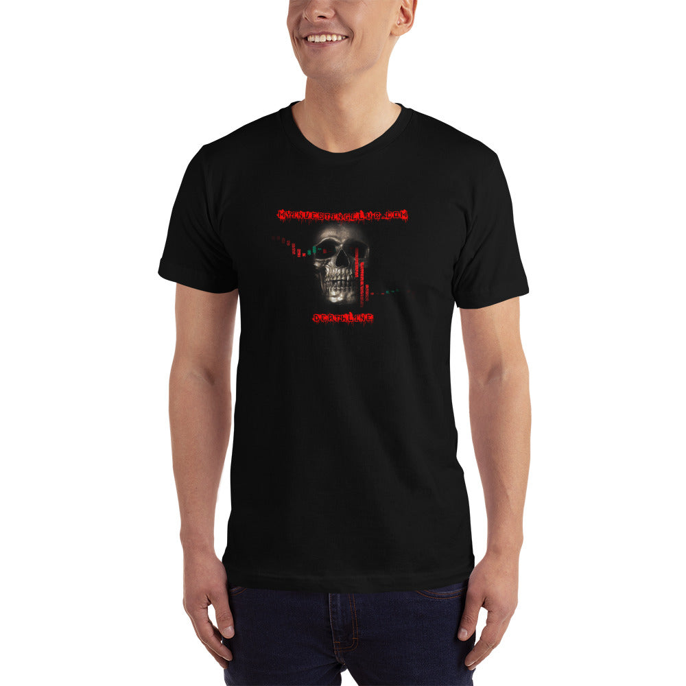 Deathline Skull Men's T-Shirt