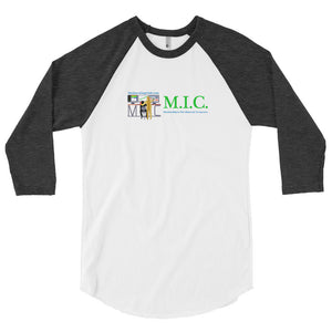 MIC Mentor Men's 3/4 Sleeve T-Shirt