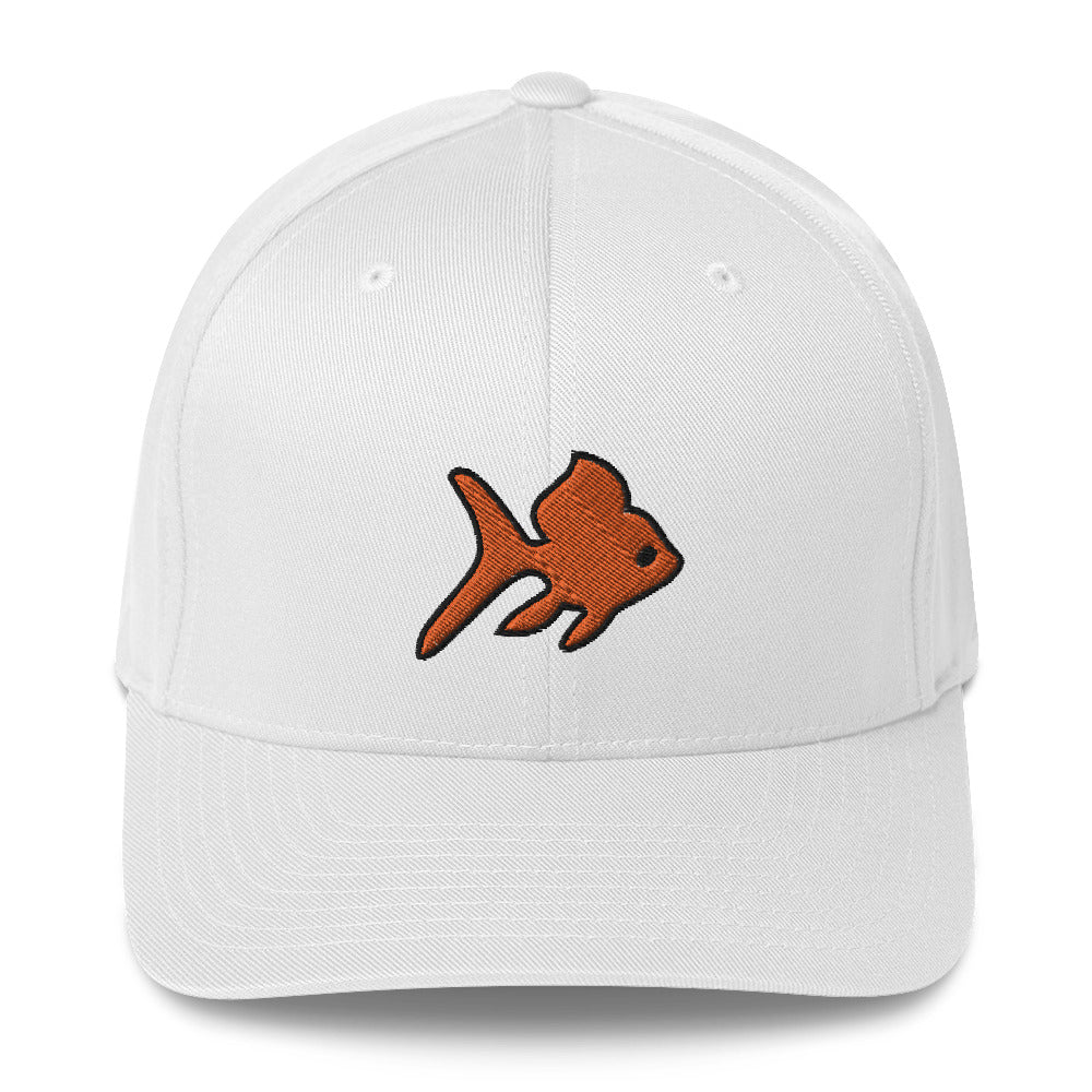 The Trading Fish Flex Fit Hat